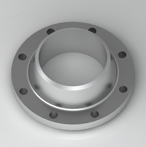 Welding Neck flange, WN flange, Weld neck Flanges