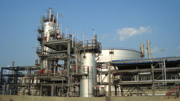 refinery equipment